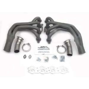 Steel Titanium Ceramic Exhaust Header for Corvette 01 04 Automotive