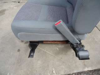 06   09 Dodge Ram Mega Cab Right Front RF Seat, Manual