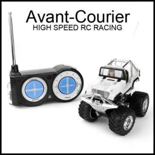 Remote Control Radio High Speed Racing RC Racer Car Toy