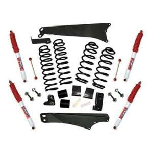 07 11 Jeep Wrangler 4WD Skyjacker Lift Kit Automotive
