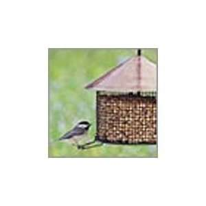 Large Deluxe Wire Mesh Hanging Wild Bird Seed Feeder