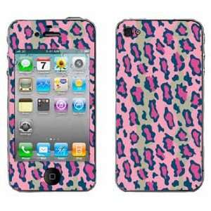 Leopard Print Skin for Blackberry Tour 9630 Phone Cell