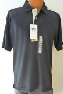 NEW W/T MENS PGA TOUR GOLF POLO SHIRT TOUR DRY DIFF SZ