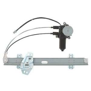 CRL Replacement Passenger Side Window Regulator with Motor