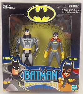 Hasbro Gatekeepers of Gotham City Batman & Batgirl  Exclusive