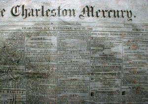 1863 Confederate Civil War newspaper BATTLE of JACKSON Mississippi