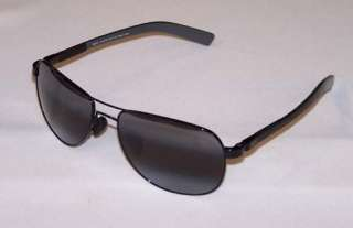 Maui Jim Sunglasses GUARDRAILS Gloss Black Grey 327 02