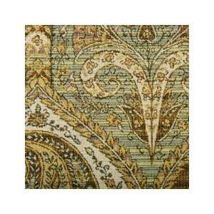 Paisley Antique Gold by Duralee Fabric Arts, Crafts