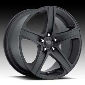 Black Wheels Rims 5x112 +40 / Audi A6 S4 TT Q5 Mercedes CL500