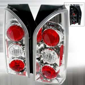 2005 2007 Nissan Xterra Altezza Tail Light Chrome