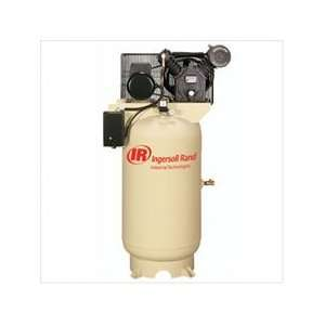 Ingersoll Rand 5 HP 80 Gallon Two Stage Air Compressor (230V 3 Phase