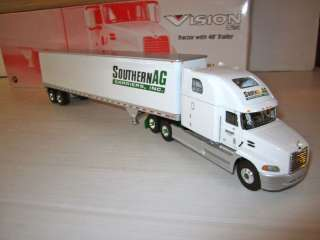 First Gear 154 Southern AG Mack Vision Truck & Trailer