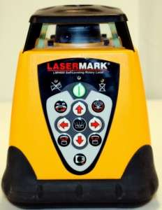LaserMark LMH Series CST/Berger Automatic Self Leveling Rotary Laser