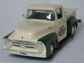 ERTL 125 Diecast Leine Lodge 1956 Ford Pickup Truck