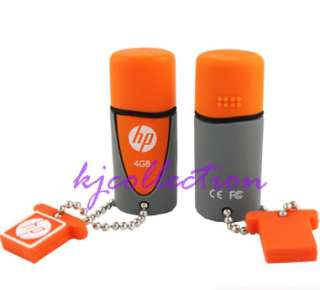 HP 4GB 4G USB Flash Memory Drives Stick Pen v135w