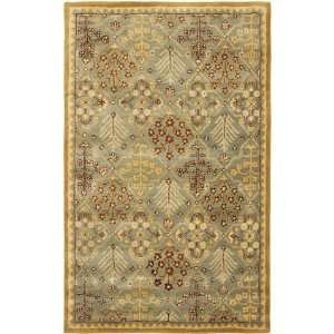 Safavieh Antiquities At613a Light Blue / Gold 4 6 X 6