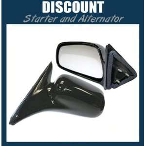 New Mirror Driver Side LH 1999 2003 Mitsubishi Galant, Manual