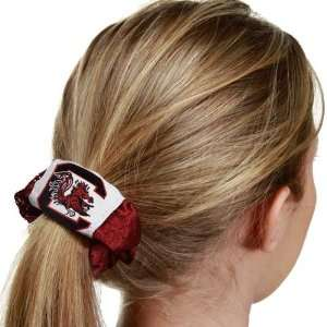 South Carolina Gamecocks Scrunchie