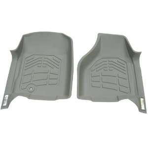 120024 Grey Sure Fit Floor Liners Mats Dodge Ram Crew Cab Automotive