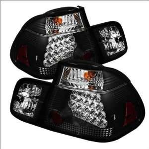 Spyder LED Euro / Altezza Tail Lights 02 05 BMW 320i