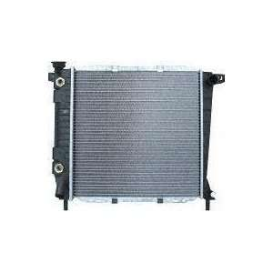 85 90 FORD BRONCO II RADIATOR SUV, 6cyl; 2.9L; 177c.i. A.T. Only (1985