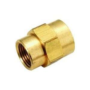 Anderson Metals Corp 756119 0802 Brass Reducing Coupling 1