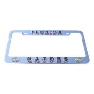 Florida Gators License Plate Tag Frame