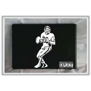 Joe Montana San Francisco Vinyl Decal