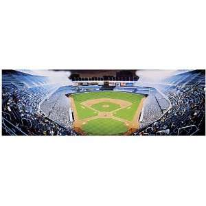 Good Sports Art New York Yankees Yankee Stadium Nocturne