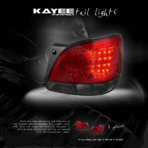 98 05 LEXUS GS300 GS400 LED RS ALTEZZA TAIL LIGHTS LAMP