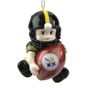 Pack of 8 NFL Pittsburgh Steelers Lil Fan Football Player