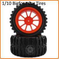 RC 1/10 Monster Bigfoot Car Truck Wheel Tyre TIRE