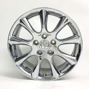 17 Inch Acura Tsx Rsx Tl Cls 2007 2008 Chrome Wheels #71750 Set of 4
