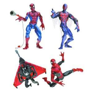 Spider Man Origins   Heroes Action Figures Case of 12 Toys & Games