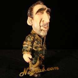 NICOLAS CAGE   WINDTALKERS SUPER HERO ACTION FIGURE