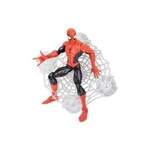 Spider man Classic Heroes Figure Assortment Spider Man Red and Black