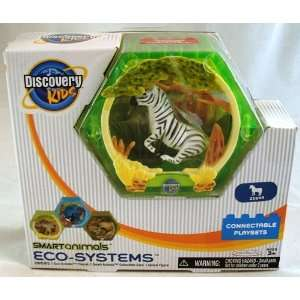 Discovery Kid Eco Systems Zebra Toys & Games