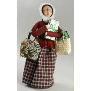 Byers Choice Ltd Byers Choice Carolers No Box, Collectible