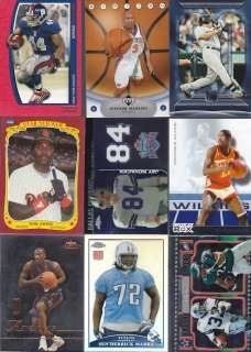 HUGE SPORTS CARD COLLECTION INSERT STAR GU JERSEY LOT