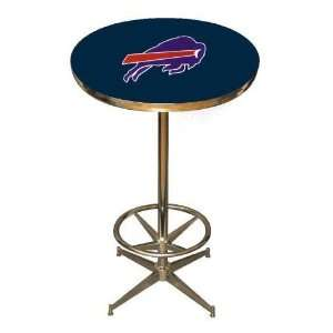 Buffalo Bills NFL 40in Pub Table Home/Bar Game Room