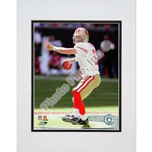 Nfl San Francisco 49Ers Alex Smith Matted
