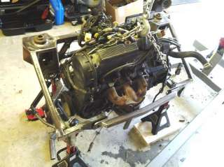 Classic Austin Mini Cooper Engine Conversion Frame Kit