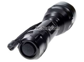 CREE Q5 800LM Super LED Flashlight Lampe Torch 5 Modes