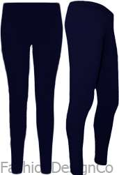 New Ladies Stretch Long Leggings Womens Plus Size 12 30