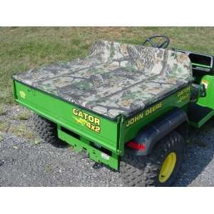 John Deere Gator Bed Cover 6X4, Tx, Xuv And Hpx