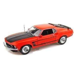 Highway 61   Ford Mustang Hard Top (1969, 118, Calypso