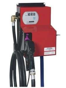DIESEL FUEL TRANSFER PUMP   115V with Flow Meter