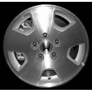 01 02 HONDA ACCORD SEDAN ALLOY WHEEL RIM 15 INCH, Diameter 15, Width 6
