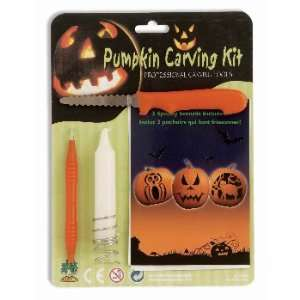 Pumpkin Carving Set Halloween Prop Decoration [Toy]