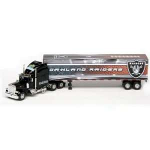 Trailer Truck 1/80 Scale By Upper Deck Collectibles